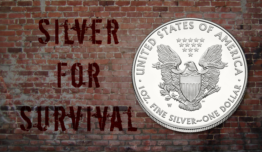 Buying Silver for Survival and Barter Purposes