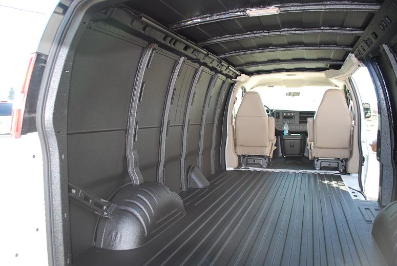 Cargo Van Conversion For Stealth Travel