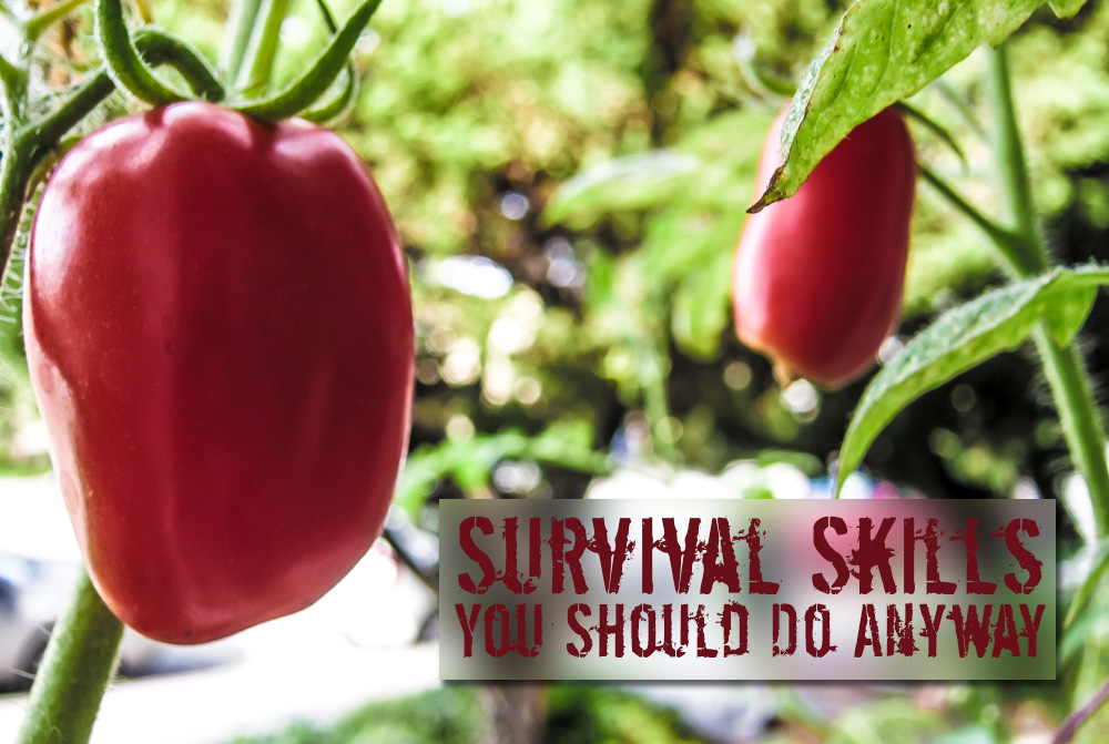 Survival Skills You Should Do Anyway