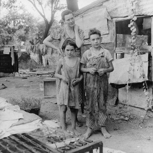 900px-Poor_mother_and_children,_Oklahoma,_1936_by_Dorothea_Lange