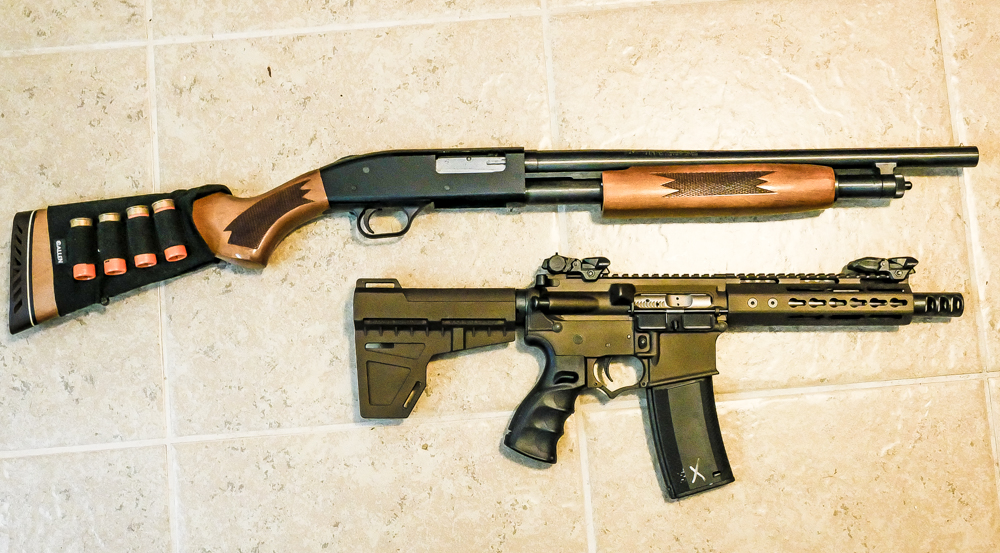 Choosing An AR-15 For Home Defense - 300 Blackout - Rogue