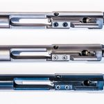 3 different AR-15 BCG's