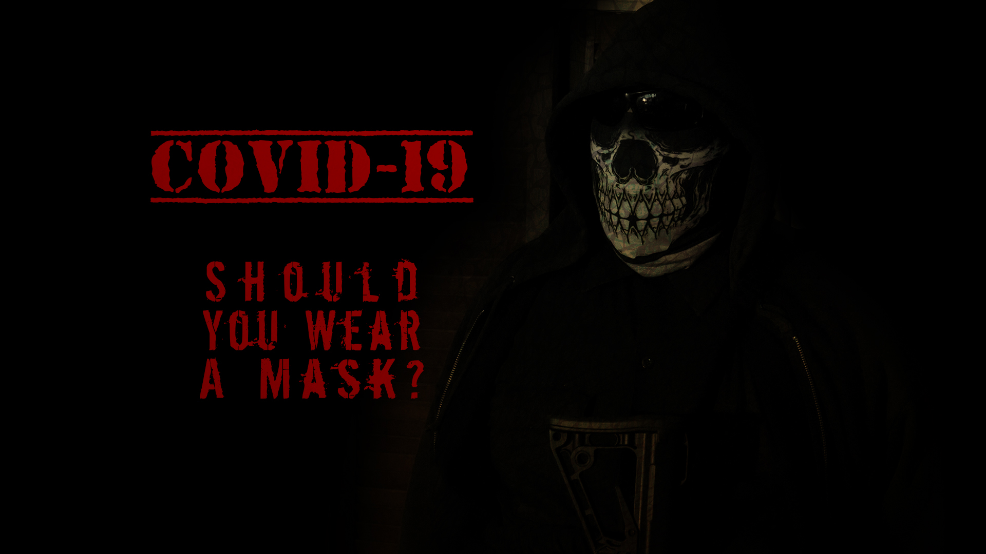Covid-19: Should You Wear A Mask?