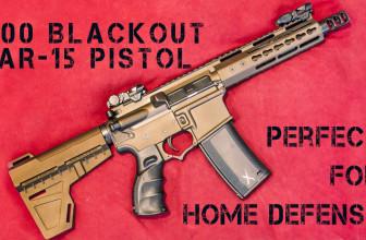 Choosing An AR-15 For Home Defense – 300 Blackout