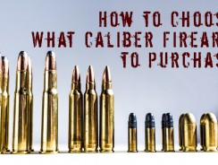 How to Choose What Caliber Firearm to Purchase