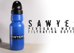 Sawyer Personal Water Filtration Bottle | Review