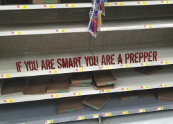 If You Are Smart, You Are a Prepper