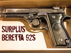 Prepper Bargain Alert: Surplus Beretta 92s